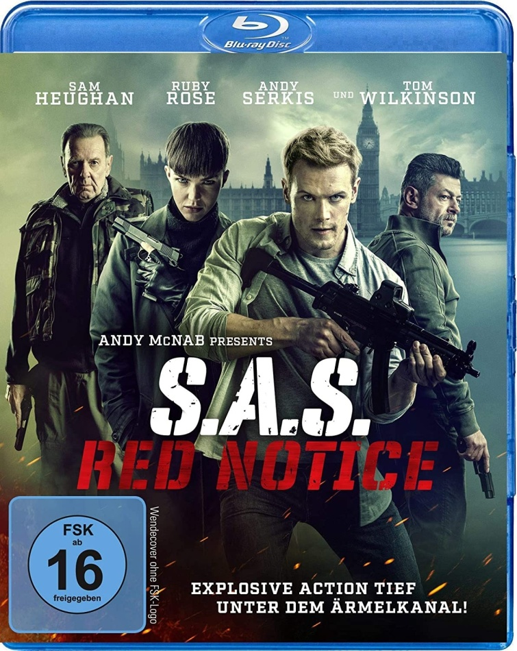S.A.S. Red Notice (2021)