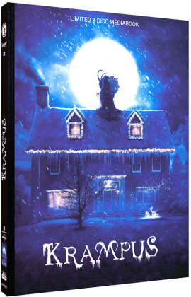 Krampus (2015) (Cover B, Limited Cinestrange Extreme Edition, Mediabook, Blu-ray + DVD)