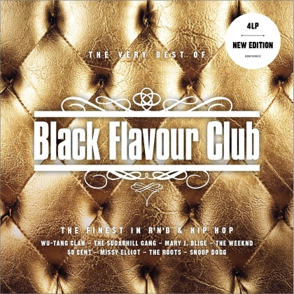 Black Flavour Club - The Very Best Of (4 LPs)