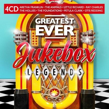 Greatest Ever Jukebox Legends (4 CDs)