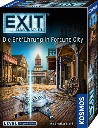 EXIT - Die Entführung in Fortune City (Spiel)