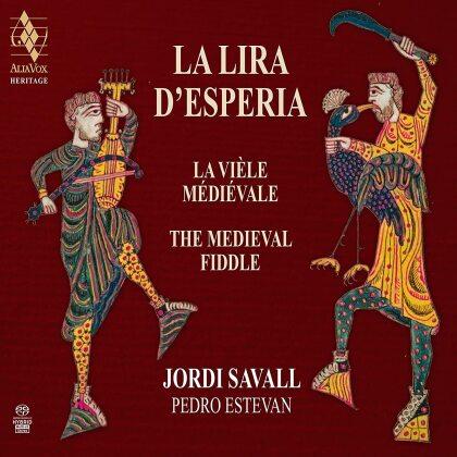 Pedro Estevan & Jordi Savall - La Lira D'Esperia - The Medieval Fiddle (Hybrid SACD)
