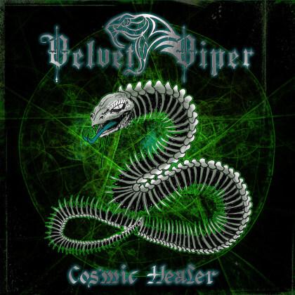 Velvet Viper - Cosmic Healer (Digipack)