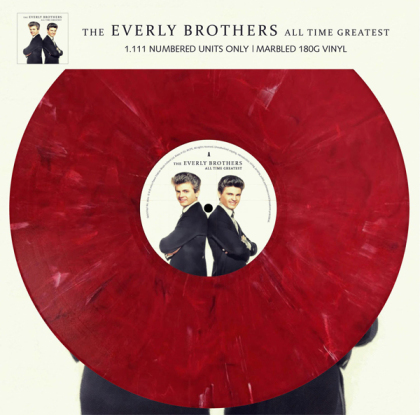 The Everly Brothers - All Time Greatest (Marbled Vinyl, LP)