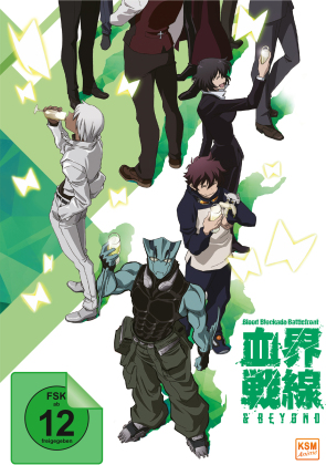 Blood Blockade Battlefront & Beyond - Staffel 2 - Vol. 2 (Limited Edition)