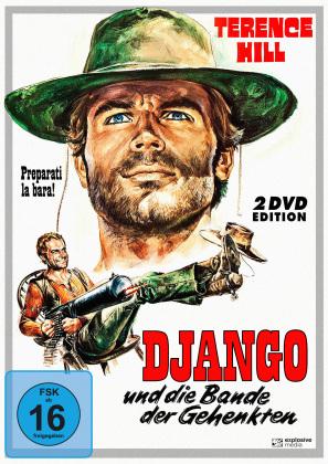 Django und die Bande der Gehenkten (1968) (2 DVDs)