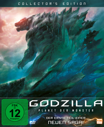 Godzilla - Planet der Monster (2017) (Collector's Edition)