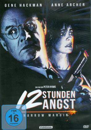 12 Stunden Angst - Narrow Margin (1990)