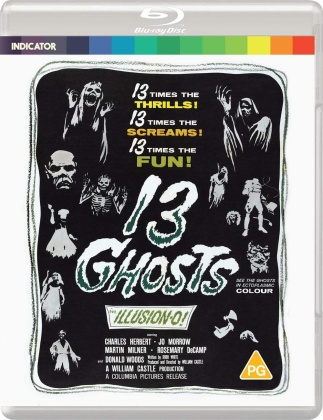 13 Ghosts (1960) (s/w)