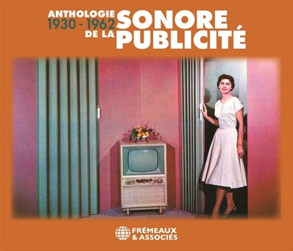 Anthologie Sonore De La Publicité 1930-1962 (2 CD)