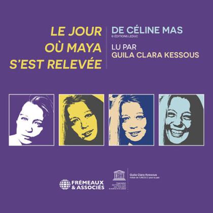 Céline Mas - Le Jour Où Maya S'est Relevée / Lu Par Guila Clara (5 CDs)