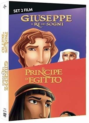 Giuseppe re dei sogni + Il principe d'Egitto - Cofanetto Dreamworks (2 DVD)