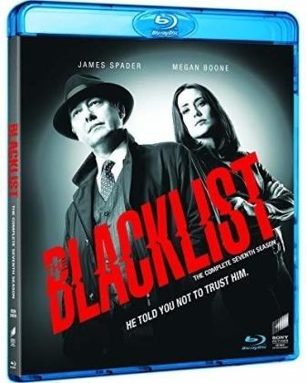 The Blacklist - Stagione 7 (5 Blu-ray)