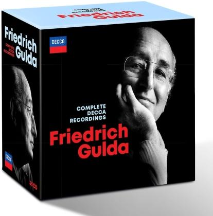 Friedrich Gulda (1930-2000) - Complete Decca Recordings (37 CD + Blu-ray)