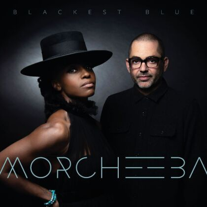 "Morcheeba - Blackest Blue (White Vinyl, LP + 7"" Single)"