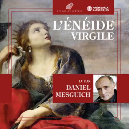 L'énéide - Virgile / Lu Par Daniel Mesguich (5 CDs)