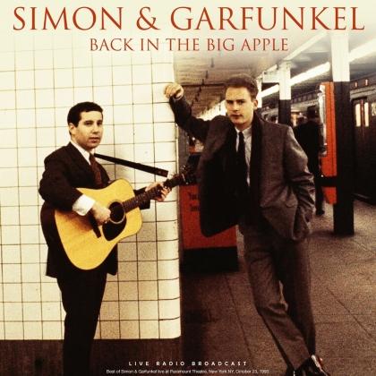 Simon & Garfunkel - Back In The Big Apple 1993 (LP)