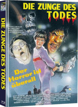 Die Zunge des Todes (1986) (Limited Edition, Mediabook, Blu-ray + DVD)
