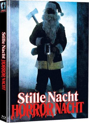 Stille Nacht Horror Nacht (1984) (Limited Edition, Mediabook, Blu-ray + DVD)