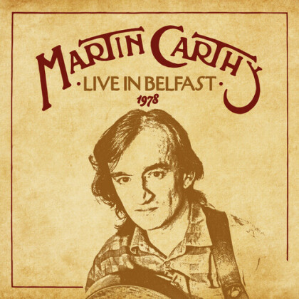 Martin Carthy - Live In Belfast, 1978