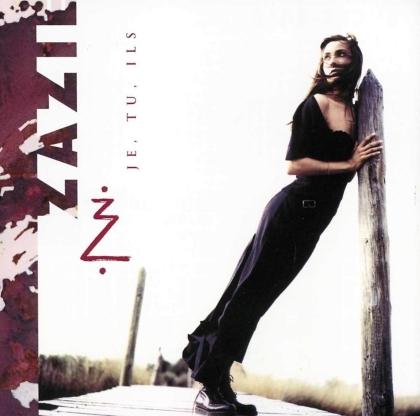 Zazie - Je Tu Ils (2021 Reissue, Colored, 2 LPs)