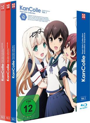 KanColle - Fleet Girls Collection (Gesamtausgabe, 3 Blu-rays)