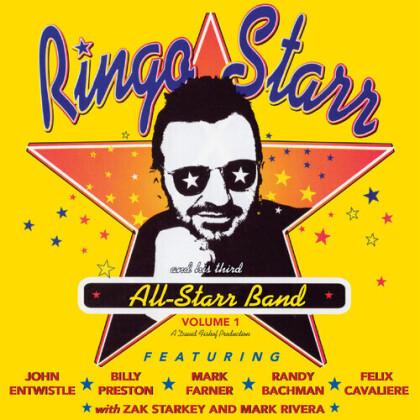 Ringo Starr & His All Starr Band - Volume 1