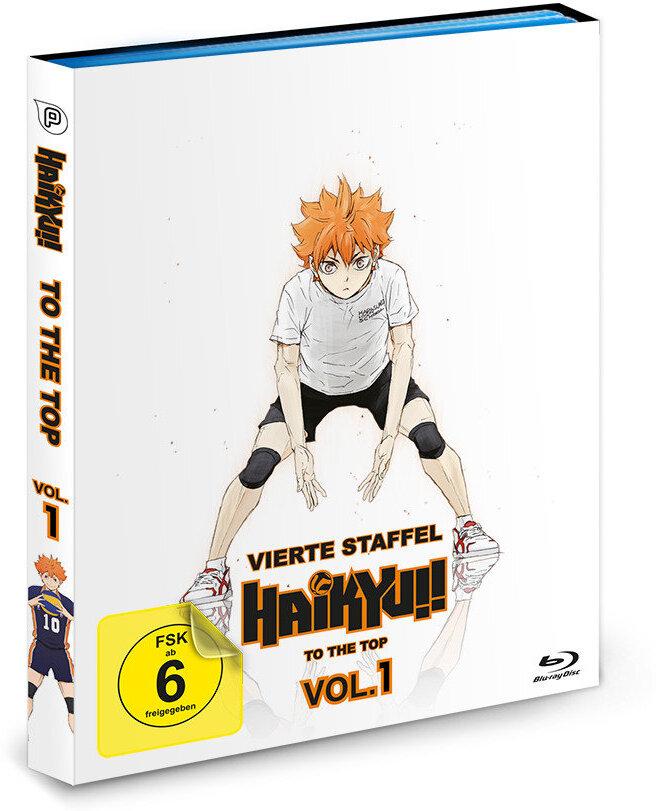 Haikyu!! - Staffel 4 - Vol.1 + OVAs