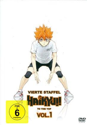 Haikyu!! - Staffel 4 - Vol.1 + OVAs (2 DVDs)