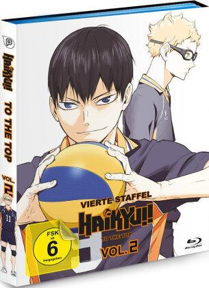 Haikyu!! - Staffel 4 - Vol. 2