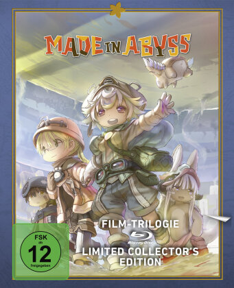 Made in Abyss - Die Film-Trilogie (Limited Collector's Edition, 2 Blu-rays)