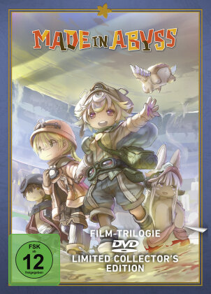 Made in Abyss - Die Film-Trilogie (Limited Collector's Edition, 2 DVDs)
