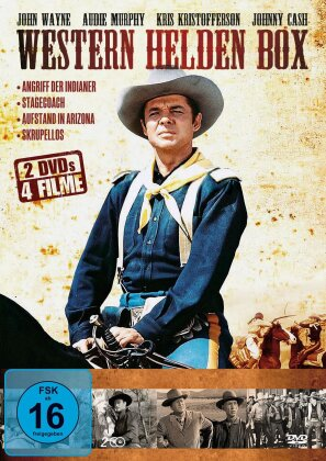 Western Helden Box (2 DVDs)