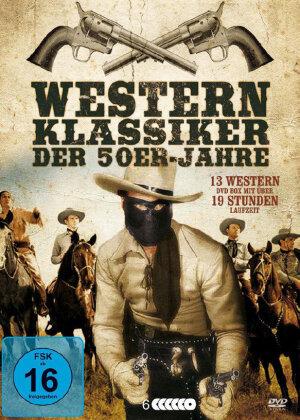 Western Klassiker der 50er-Jahre - 13 Western (6 DVDs)