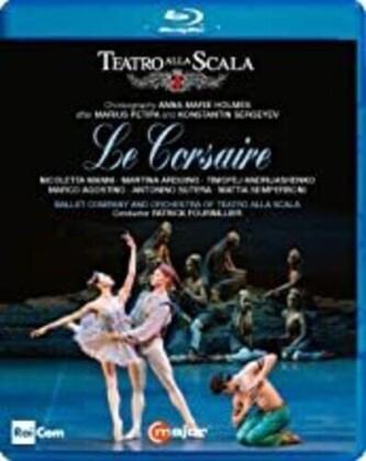 Ballet Company and Orchestra of Teatro Alla Scala, … - Le Corsaire