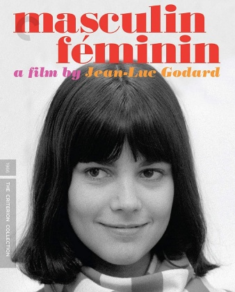Masculin Féminin (1965) (s/w, Criterion Collection)
