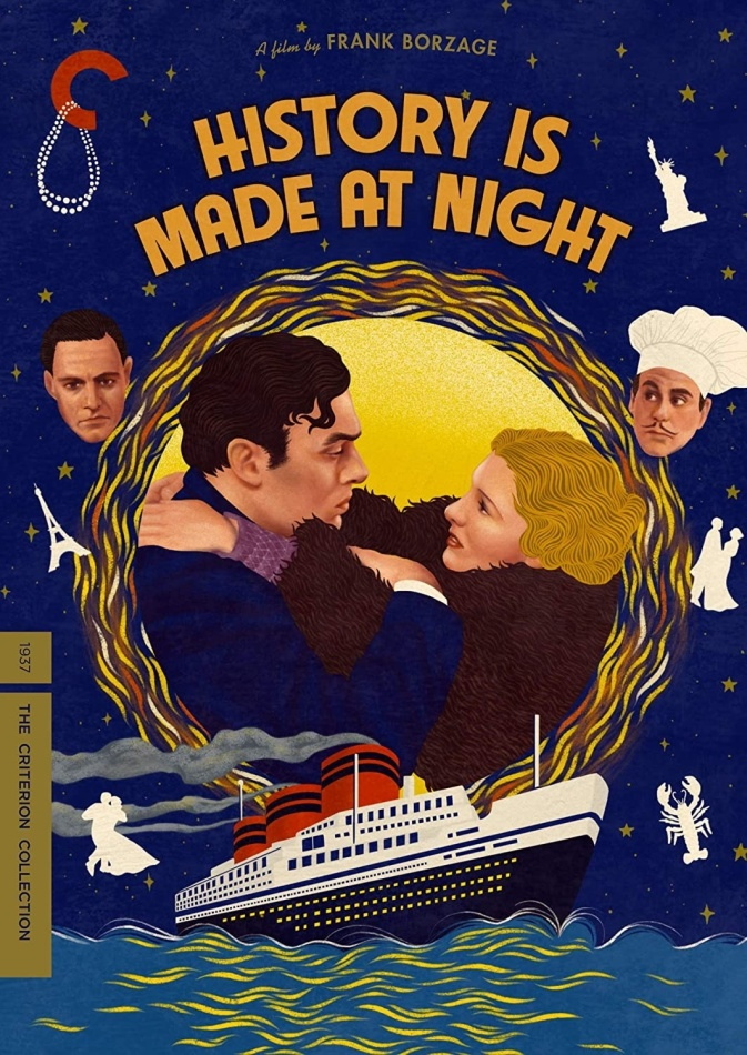 History Is Made At Night (1937) (Criterion Collection)