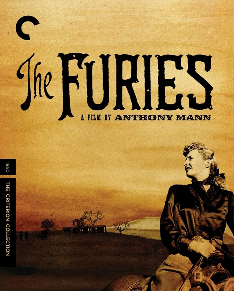 The Furies (1950) (s/w, Criterion Collection)