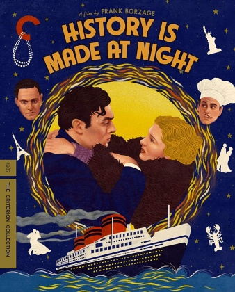 History Is Made At Night (1937) (n/b, Criterion Collection)