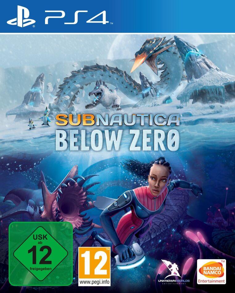 PS4 Subnautica - Below Zero (PEGI)