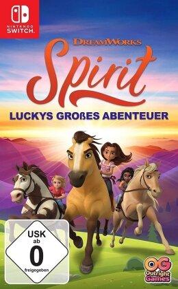 Spirit Luckys großes Abenteuer