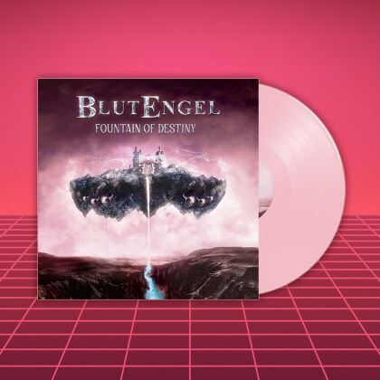 Blutengel - Fountain Of Destiny (Limited Edition, Colored, LP)