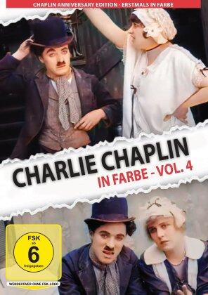 Charlie Chaplin in Farbe - Vol. 4