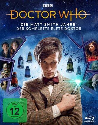 Doctor Who - Die Matt Smith Jahre: Der komplette 11. Doktor (21 Blu-rays)