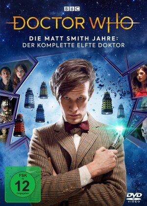 Doctor Who - Die Matt Smith Jahre: Der komplette 11. Doktor (21 DVDs)