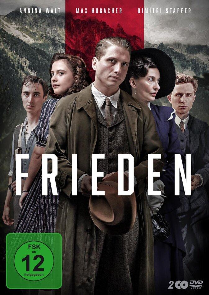 Frieden - Mini-Serie (2020) (2 DVDs)