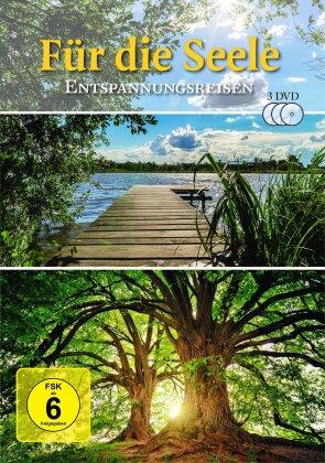Für die Seele - Entspannungsreisen (3 DVDs)
