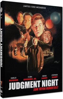 Judgment Night - Zum Töten verurteilt (1993) (Cover A, Limited Cinestrange Extreme Edition, Mediabook, Blu-ray + DVD)