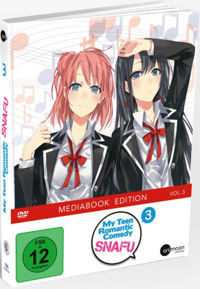 My Teen Romantic Comedy SNAFU - Vol. 3 (Limited Edition, Mediabook)