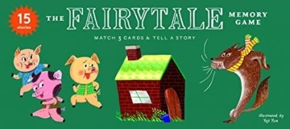 The Fairytale Memory Game